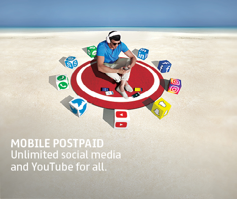 Mobile Postpaid Unlimited